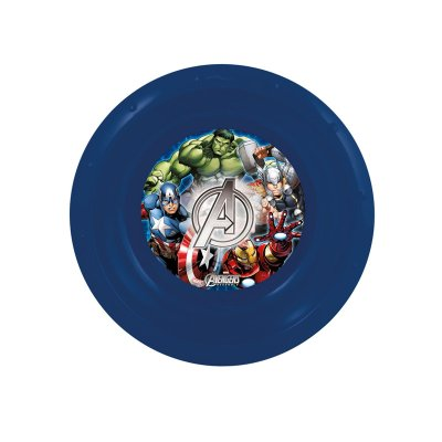 The Avengers plastic bowl