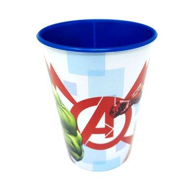 Wholesaler of Vaso plástico 260ml Los Vengadores Hulk & Iron Man