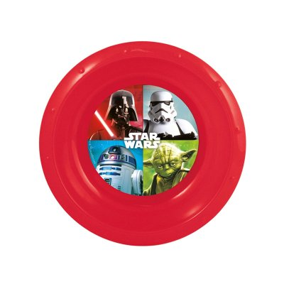 Star Wars plastic bowl