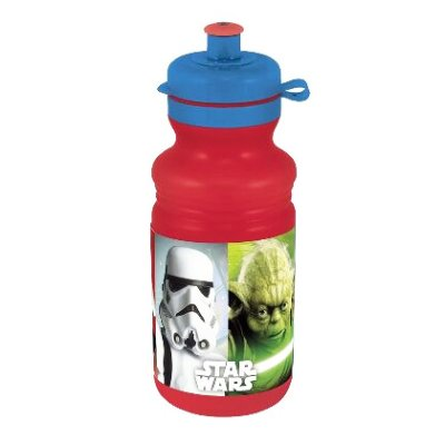 Cantimplora plástico 500ml Star Wars
