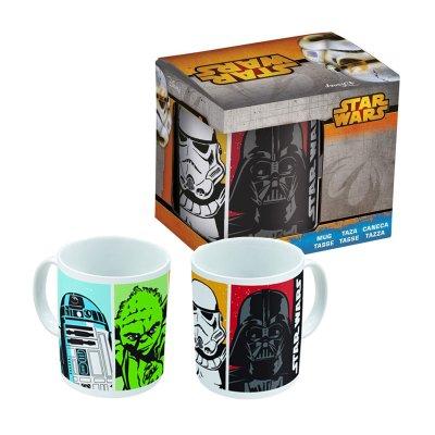 Taza cerámica 300ml 11oz Star Wars