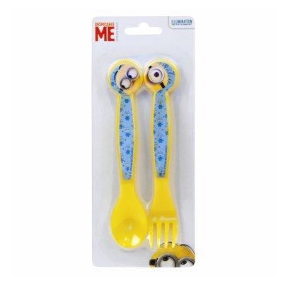 Minios plastic cutlery set
