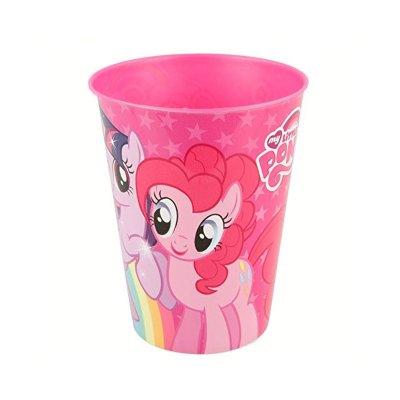 Vaso plástico 260ml My Little Pony