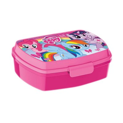 Sandwichera rectangular My Little Pony