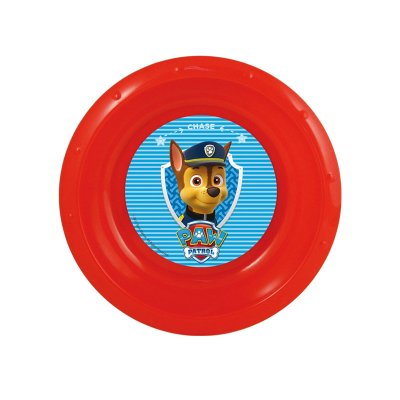 Wholesaler of Paw Patrol Chase plastic bowl