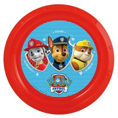 Wholesaler of Paw Patrol plastic plate