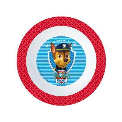 Wholesaler of Paw Patrol Chase plastic microwavable bowl