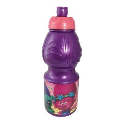 Botella sport pequeña 400ml Trolls