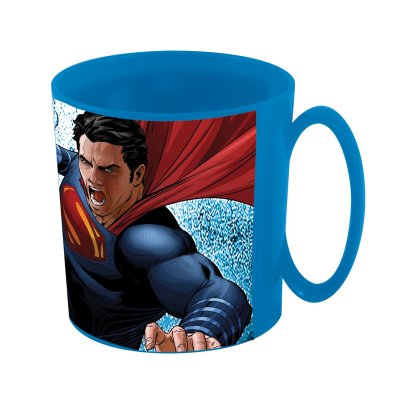 Wholesaler of Batman v Superman plastic microwavable mug 360ml