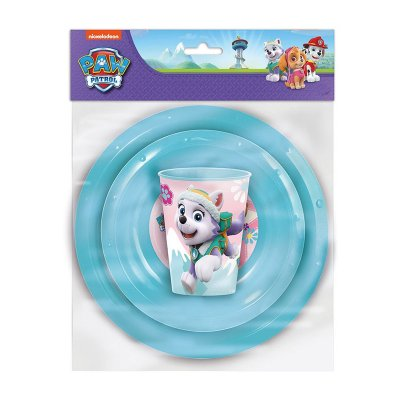 Wholesaler of Set 3 piezas Patrulla Canina Skye Everest color azul