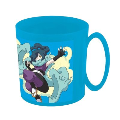 Taza plástico microondas 360ml Yokai Watch
