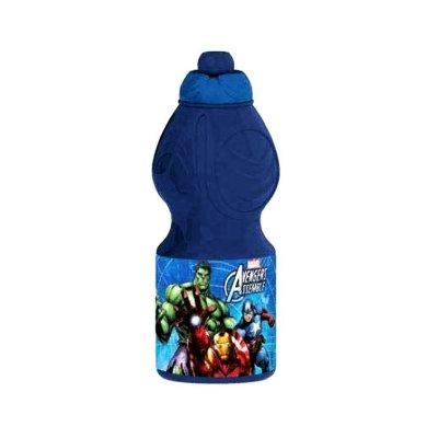 Botella sport pequeña 400ml Los Vengadores - modelo 2