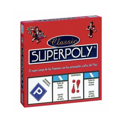 Wholesaler of Juego Superpoly Classic