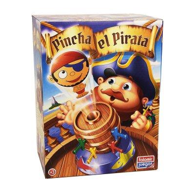 Wholesaler of Juego Pincha El Pirata