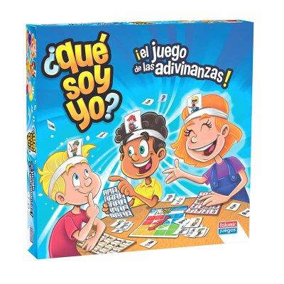 Wholesaler of Juego de adivinanzas ¿Que soy yo?