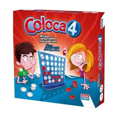 Wholesaler of Juego Coloca 4