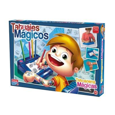 Wholesaler of Tatuajes Mágicos Chico