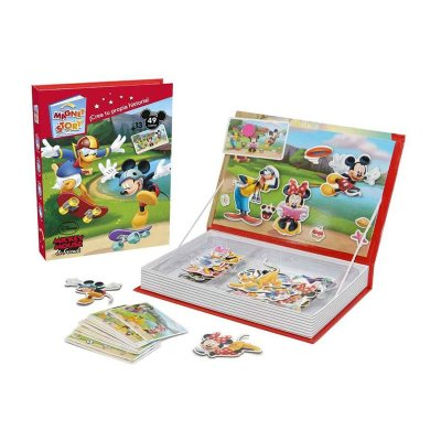 Wholesaler of Juego Magnet Story Mickey Mouse & Friends