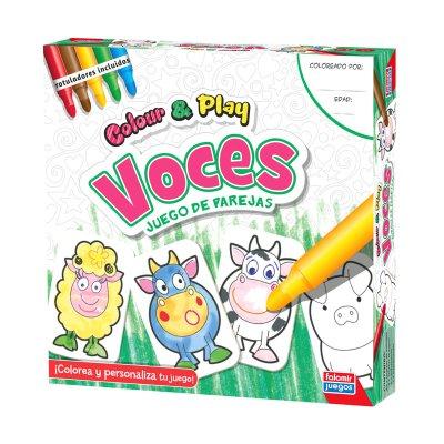 Wholesaler of Juego de pareja Voces