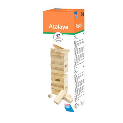 Wholesaler of Juego Torre Atalaya 47pcs