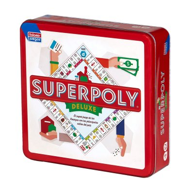 Juego Superpoly Deluxe