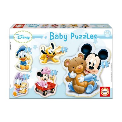 Wholesaler of Baby Puzzle Mickey 3 5 pzs