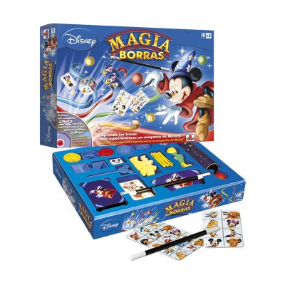 Juego Mickey Magic Disney DVD