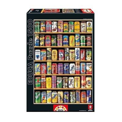 Wholesaler of Puzzle Latas 1500 pzs