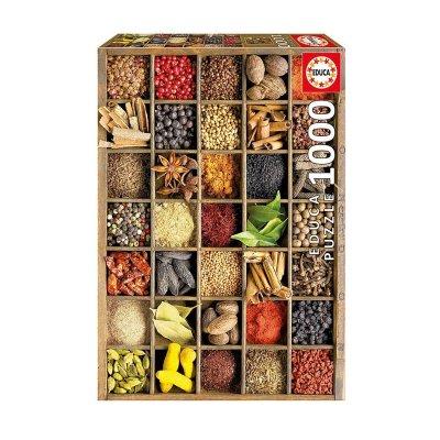 Puzzle Especias 1000 pzs