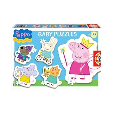 Wholesaler of Baby Puzzle Peppa Pig