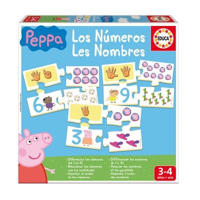 Wholesaler of Juego Aprendo los números Peppa Pig