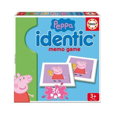 Juego Identic Memo Game Peppa Pig
