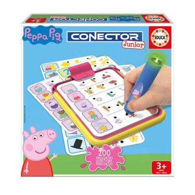 Conector Junior Peppa Pig 200 preguntas