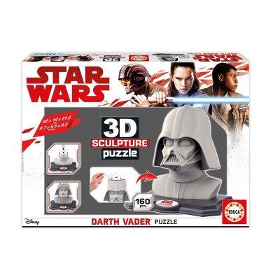 3D Puzzle Darth Vader