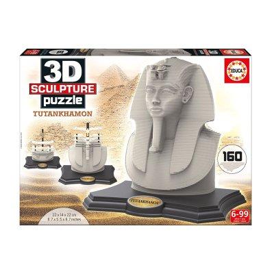 3D Puzzle Tutankhamon