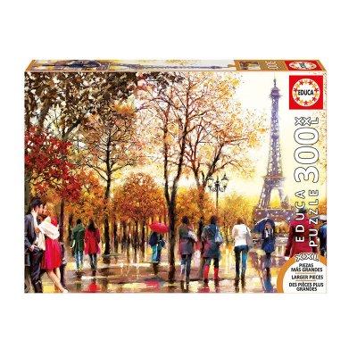 Puzzle Torre Eiffel 300XXLpzs