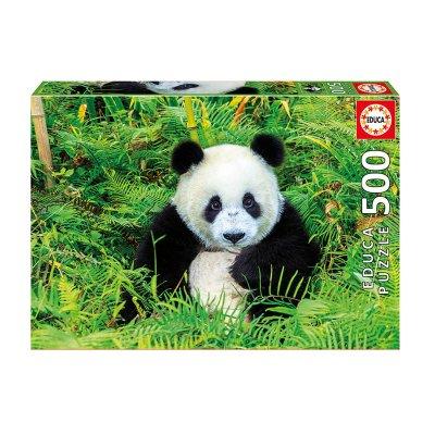 Puzzle Oso panda 500pzs