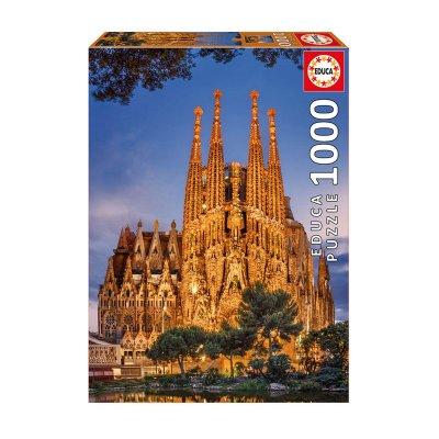 Wholesaler of Puzzle Sagrada Familia 1000 pzs
