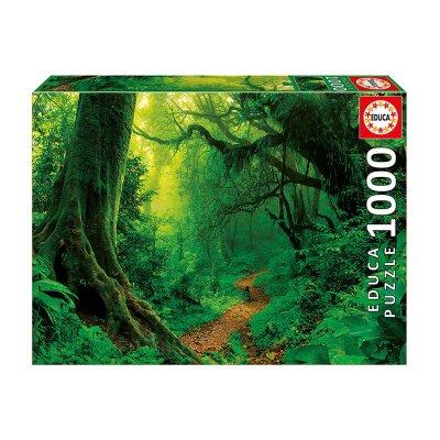 Puzzle Bosque encantado 1000pzs