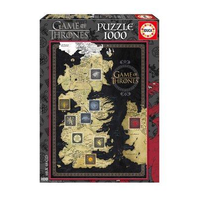 Puzzle Juego de Tronos 1000pzs