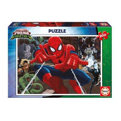 Puzzle Spiderman 200 pzs