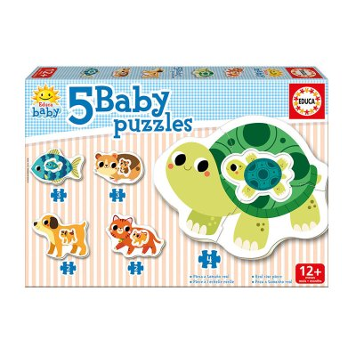 Wholesaler of Baby Puzzle Animales