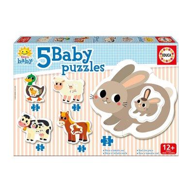 Wholesaler of Baby Puzzle La granja