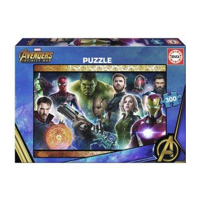 Puzzle Advengers Infinity War 300pzs