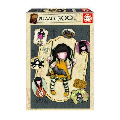 Puzzle Ruby Gorjuss Santoro 500pzs