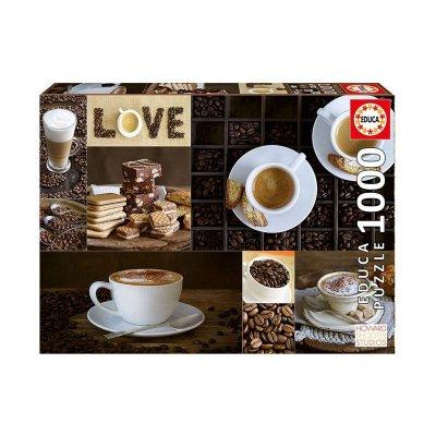 Wholesaler of Puzzle Café 1000pzs