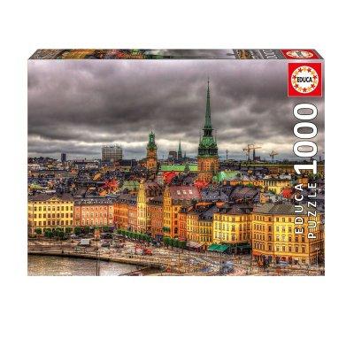 Wholesaler of Puzzle Vistas de Estocolmo Suecia 1000pzs