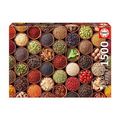 Wholesaler of Puzzle Especias y condimentos 1500pzs