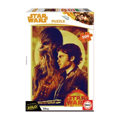 Puzzle Una historia de Star Wars 500pzs