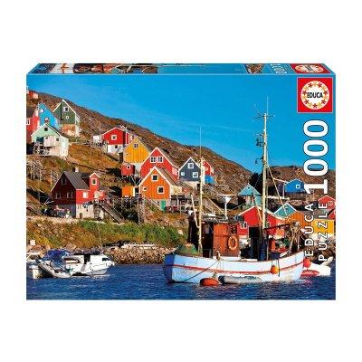 Wholesaler of Puzzle Casas Nórdicas 1000pzs